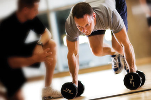 Online program design ready fitness in home personal